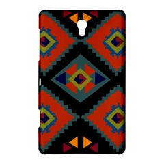 Abstract A Colorful Modern Illustration Samsung Galaxy Tab S (8 4 ) Hardshell Case