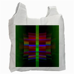 Galileo Galilei Reincarnation Abstract Character Recycle Bag (one Side)