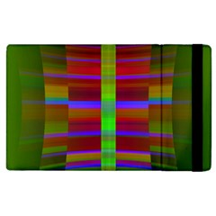 Galileo Galilei Reincarnation Abstract Character Apple Ipad 2 Flip Case by Simbadda