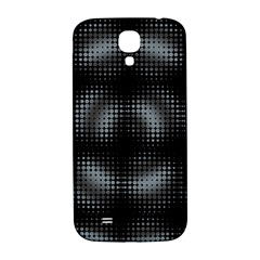 Circular Abstract Blend Wallpaper Design Samsung Galaxy S4 I9500/i9505  Hardshell Back Case by Simbadda