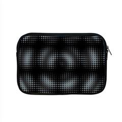 Circular Abstract Blend Wallpaper Design Apple Macbook Pro 15  Zipper Case by Simbadda