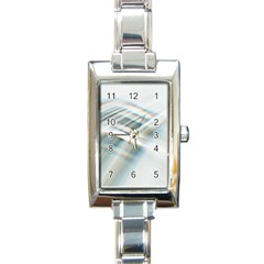 Business Background Abstract Rectangle Italian Charm Watch by Simbadda