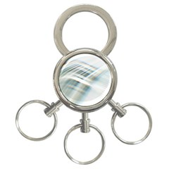 Business Background Abstract 3 Ring Key Chains by Simbadda