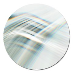 Business Background Abstract Magnet 5  (round) by Simbadda