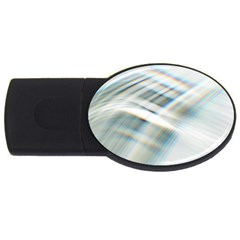 Business Background Abstract Usb Flash Drive Oval (4 Gb) by Simbadda