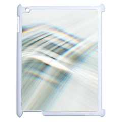Business Background Abstract Apple Ipad 2 Case (white) by Simbadda