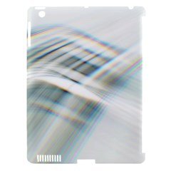 Business Background Abstract Apple Ipad 3/4 Hardshell Case (compatible With Smart Cover) by Simbadda