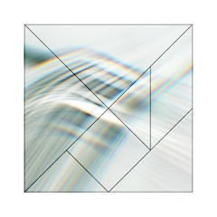 Business Background Abstract Acrylic Tangram Puzzle (6  X 6 ) by Simbadda
