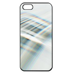Business Background Abstract Apple Iphone 5 Seamless Case (black) by Simbadda