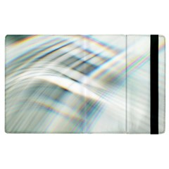 Business Background Abstract Apple Ipad 3/4 Flip Case by Simbadda
