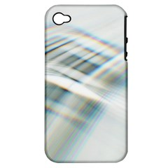 Business Background Abstract Apple Iphone 4/4s Hardshell Case (pc+silicone) by Simbadda