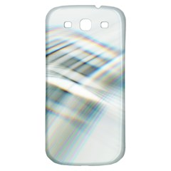 Business Background Abstract Samsung Galaxy S3 S Iii Classic Hardshell Back Case by Simbadda