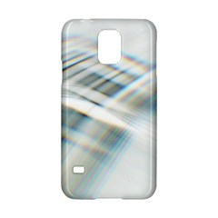 Business Background Abstract Samsung Galaxy S5 Hardshell Case  by Simbadda