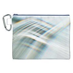 Business Background Abstract Canvas Cosmetic Bag (xxl) by Simbadda
