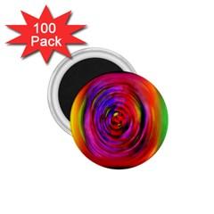 Colors Of My Life 1 75  Magnets (100 Pack)  by Simbadda