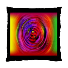 Colors Of My Life Standard Cushion Case (two Sides) by Simbadda