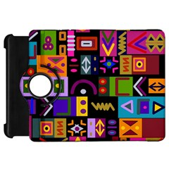 Abstract A Colorful Modern Illustration Kindle Fire Hd 7  by Simbadda