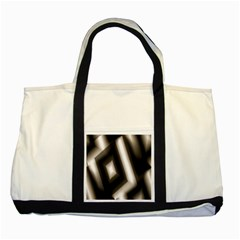 Abstract Hintergrund Wallpapers Two Tone Tote Bag by Simbadda