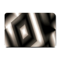 Abstract Hintergrund Wallpapers Small Doormat  by Simbadda