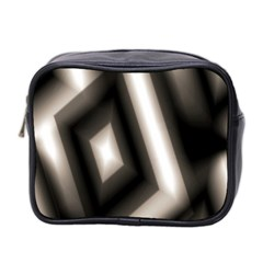 Abstract Hintergrund Wallpapers Mini Toiletries Bag 2 Side by Simbadda