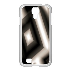 Abstract Hintergrund Wallpapers Samsung Galaxy S4 I9500/ I9505 Case (white) by Simbadda