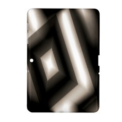 Abstract Hintergrund Wallpapers Samsung Galaxy Tab 2 (10 1 ) P5100 Hardshell Case  by Simbadda