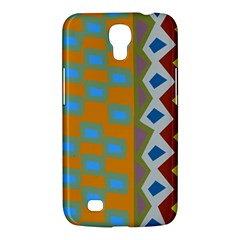 Abstract A Colorful Modern Illustration Samsung Galaxy Mega 6 3  I9200 Hardshell Case by Simbadda