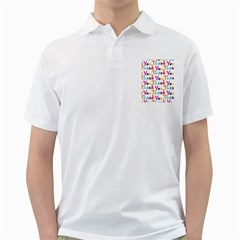 Wallpaper With The Words Thank You In Colorful Letters Golf Shirts