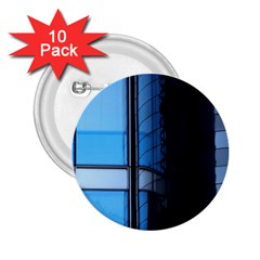 Modern Office Window Architecture Detail 2 25  Buttons (10 Pack)  by Simbadda