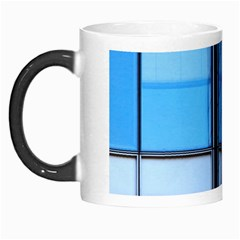 Modern Office Window Architecture Detail Morph Mugs by Simbadda
