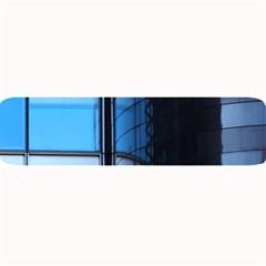 Modern Office Window Architecture Detail Large Bar Mats by Simbadda