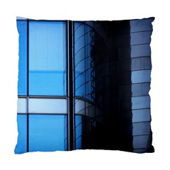Modern Office Window Architecture Detail Standard Cushion Case (one Side) by Simbadda