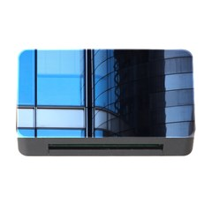 Modern Office Window Architecture Detail Memory Card Reader With Cf by Simbadda