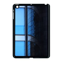 Modern Office Window Architecture Detail Apple Ipad Mini Case (black) by Simbadda