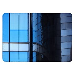 Modern Office Window Architecture Detail Samsung Galaxy Tab 8 9  P7300 Flip Case by Simbadda