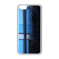 Modern Office Window Architecture Detail Apple Iphone 5c Seamless Case (white) by Simbadda