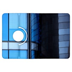 Modern Office Window Architecture Detail Kindle Fire Hdx Flip 360 Case by Simbadda