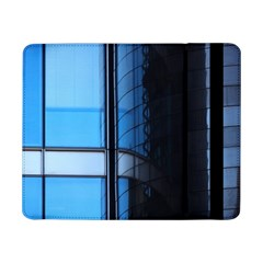 Modern Office Window Architecture Detail Samsung Galaxy Tab Pro 8 4  Flip Case by Simbadda