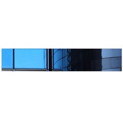 Modern Office Window Architecture Detail Flano Scarf (large) by Simbadda