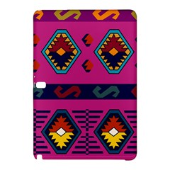 Abstract A Colorful Modern Illustration Samsung Galaxy Tab Pro 10 1 Hardshell Case by Simbadda