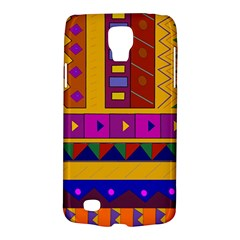 Abstract A Colorful Modern Illustration Galaxy S4 Active by Simbadda