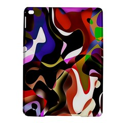 Colourful Abstract Background Design Ipad Air 2 Hardshell Cases by Simbadda