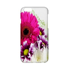 Pink Purple And White Flower Bouquet Apple Iphone 6/6s Hardshell Case by Simbadda