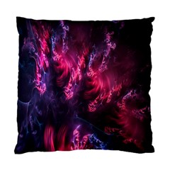 Abstract Fractal Background Wallpaper Standard Cushion Case (two Sides) by Simbadda