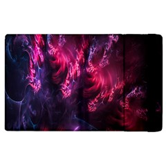 Abstract Fractal Background Wallpaper Apple Ipad 3/4 Flip Case by Simbadda