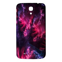 Abstract Fractal Background Wallpaper Samsung Galaxy Mega I9200 Hardshell Back Case
