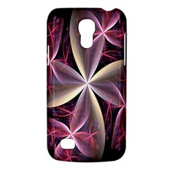 Pink And Cream Fractal Image Of Flower With Kisses Galaxy S4 Mini by Simbadda