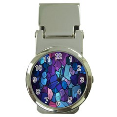 Cubes Vector Art Background Money Clip Watches by Simbadda