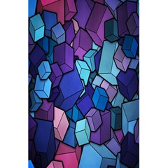 Cubes Vector Art Background 5 5  X 8 5  Notebooks by Simbadda