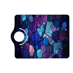 Cubes Vector Art Background Kindle Fire Hd (2013) Flip 360 Case by Simbadda